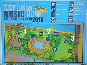 Astoria Music Now 2010