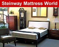 Steinway Mattress Mattresses Beds Bedding Astoria Queens