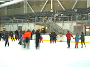 year round world ice arena flushing queens