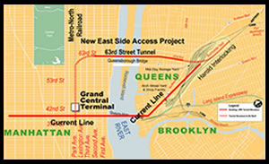 mta improvements in queens
