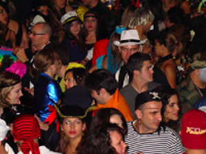 halloween parties queens nyc