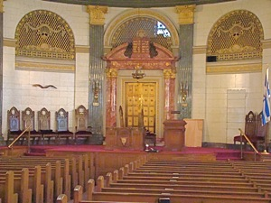 synagogues in queens