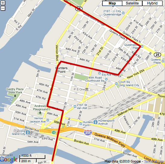 nyc marathon viewing locations in queens