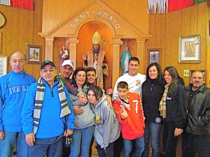 members of societa sant amato di nusco long island city