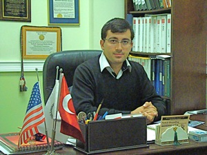 oguztan turan president of the queens office of the turkish cultural center in sunnyside