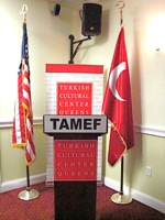 tamef turkish american multi-cultural educational foundation
