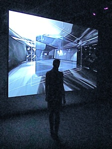 video installations film in nyc