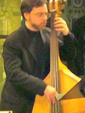 jazz bassist mark wade sunnyside