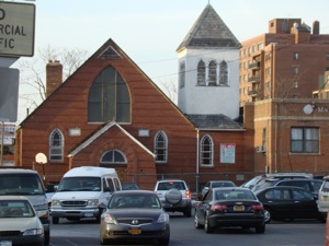 Macedonia AME church flushing