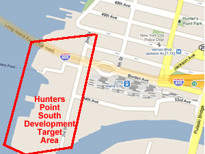 Hunters Point South Development Project