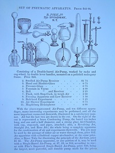 benjamin pike scientific instrument catalogue