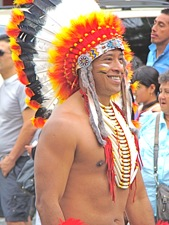 indian in lgbt parade 2011