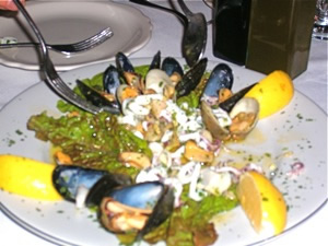 Seafood Medley Restaurants In Lic