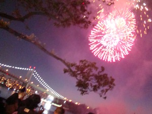 queens 4th of july fireworks astoria bayside rockaways long island city fireworks in queens