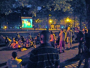 friday night movies at travers park