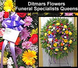 funeral flowers in queens astoria lic woodside
