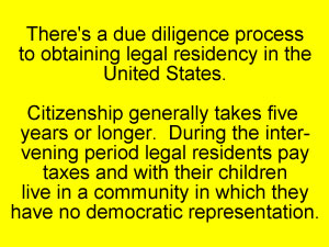 citizenship requirements in the united states of america usa