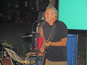 phil valenti & broken hearted blues band