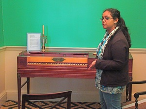 forte piano king manor museum jamaica ny queens