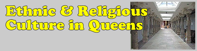 ethnic & religious culture in queens