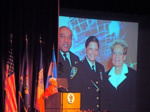 police chiefs in queens photo