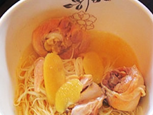 sesame oil ginger chicken soup asian cooking in flushing queens