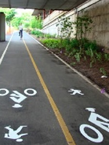 bike paths bike trails bike lanes