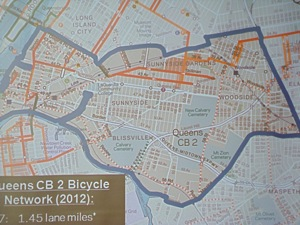 map of bike paths bike lanes