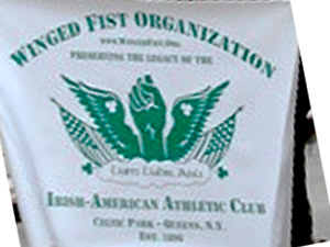 winged fist irish american athletic club