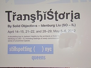 transhistoria stillspotting queens