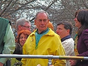 mayor bloomberg photo