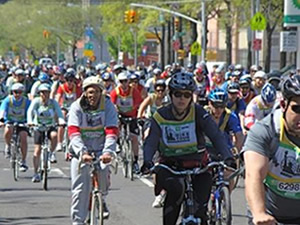 Bikes Queens boro bike tour queens