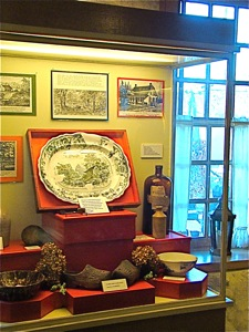 exhibits at the Ridgewood Historical Society in Queens NY