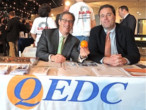 queens economic development corporation biz expo 2012