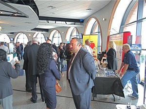 queens chamber of commerce biz expo 2012