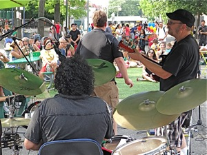 summer concerts in queens parks