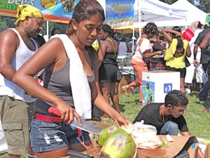 jamaica jerk festival 2012 photos