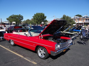 1969 Ford Torino convertible in queens