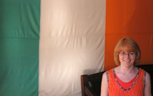 Liz Kenny Executive Director of NY Irish Center Long Island City Queens NY