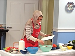 sila asa turkish cooking classes in queens