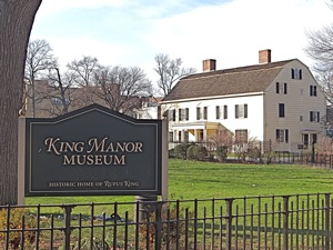 king manor museum park