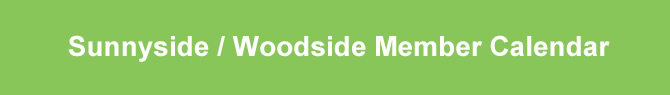 sunnyside events calendar woodside events calendar