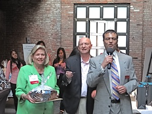 lic partnership event photos dan miner gayle baron gary kesner