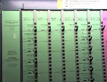 old voting machines used in primary election nyc 2013