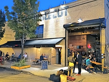things to do in queens single cut beer brewery