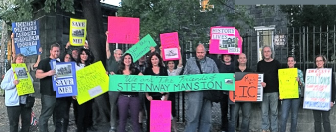 friends of steinway mansion events