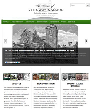 friends of steinway mansion