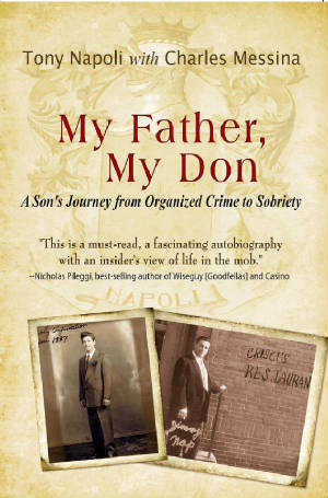 my father my don by tony napoli books
