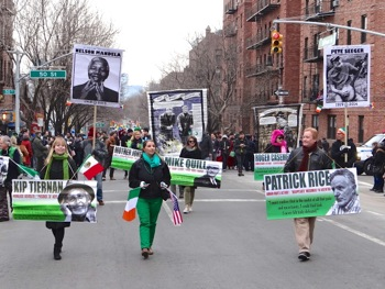 st pats parade photos nyc