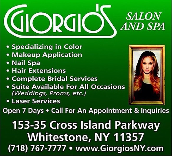 bridal hair salons whitestone queens